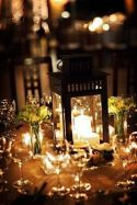 lantern wedding pieces