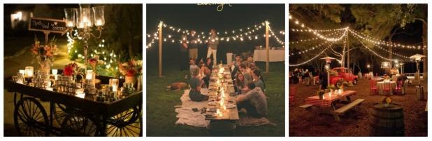 collage picnic ideas