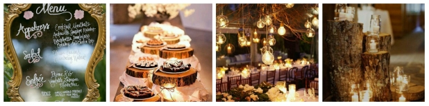 collage rustic events