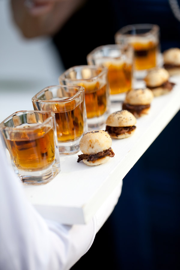 short rib sliders with bourbon