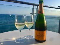 celebrate life champagne