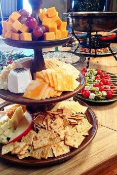 cheese and wine party 1