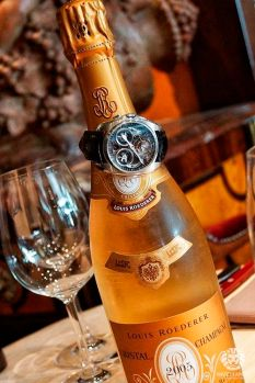 cristal champagne 2018
