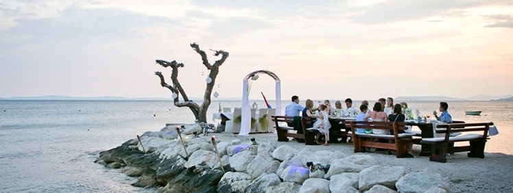 Croatia weddings venues