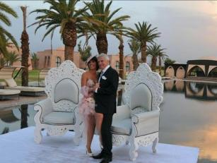 Moroccan Destination Wedding