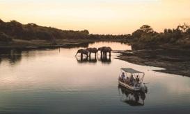 zambezi riverboat