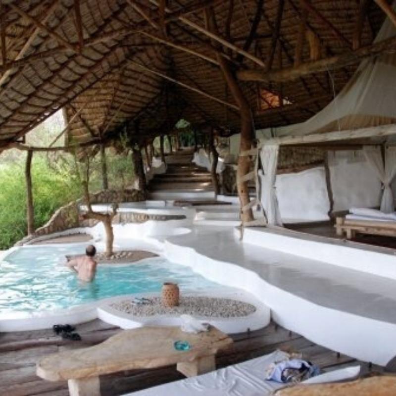 Pics for blog JJ pic with pool kenya